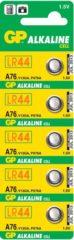 GP batterijen GP Batteries AG13 Knoopcel Alkaline (Alkali-mangaan) 110 mAh 1.5 V 5 stuks