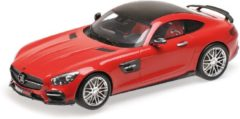 Rode Brabus 600 for GT S 2016 - 1:18 - Minichamps