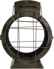 Countryfield Lantaarn Harold 30,5 X 19,5 X 39 Cm Staal Brons