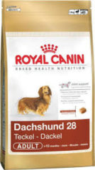Royal Canin Breed Royal Canin Dachshund 28 adult Hondenvoer 1.5 kg