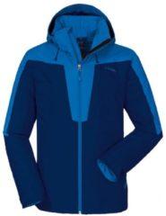 Outdoorjacke ZipIn! Adamont 21949-9990 Schöffel Blue Dephts