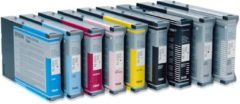Zwarte Epson inktpatroon Photo Black T605100