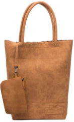 Zebra Trends Natural Bag 60004 Kartel Leo camel Damestas