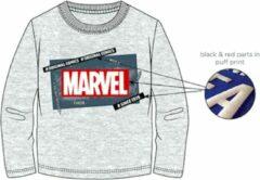 Marvel Comics t-shirt - grijs - Maat 128 / 8 jaar