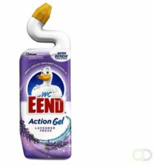 WC Eend Action gel lavendel fresh 750 Milliliter