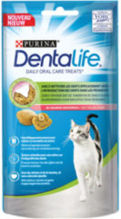 Purina DentaLife Kauwsnacks Kat Zalm