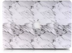 Lunso - cover hoes - MacBook Pro 13 inch (2016-2018) - Marble Etta