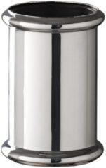 Wiesbaden Sub chroom koppelstuk 32 mm tbv vloerbuis