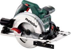 Metabo KS 55 FS - Cirkelzaag - 1200 Watt - Ø-zaagblad 160 mm