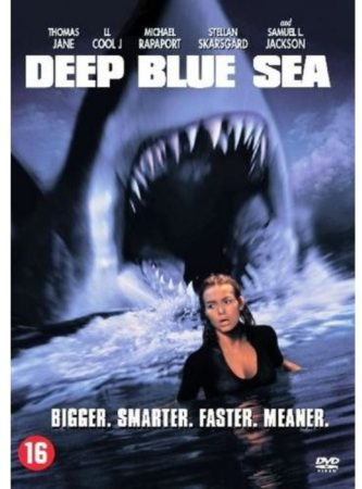 Afbeelding van Warner Bros Home Entertainment Deep Blue Sea