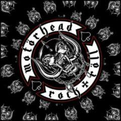 Rock Off Motorhead Bandana Biker Zwart