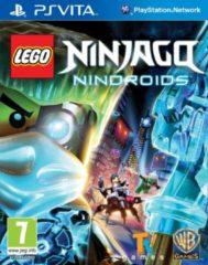 Warner Bros. Games LEGO: Ninjago Nindroids - PS Vita