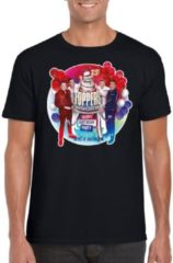 Toppers official merchandise Toppers - Zwart Toppers in concert 2019 officieel t-shirt heren - Officiele Toppers in concert merchandise S