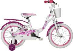 Fausto Coppi 16 Zoll Mädchen Fahrrad Coppi... weiß
