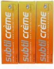 Subtil Creme Hair Coloring Cream Haarverf 6.1 60ml