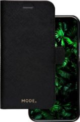 Zwarte Dbramante1928 MODE New York hoesje iPhone 12 Pro Max - night black