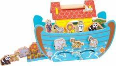 BIGJIGS Vormenstoof - Ark van Noach