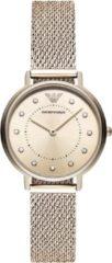 Gouden Armani Horloge Emporio Armani AR11129