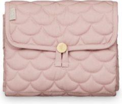 Roze CamCam Copenhagen Camcam baby verschoon tasje Soft Rose
