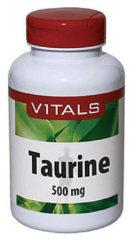 Vitals Taurine 500 mg Sportvoeding - 60 vegicaps