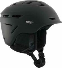 Zwarte Anon Echo Unisex Skihelm - Blackout Eu - XL