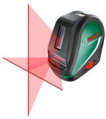 Bosch Home and Garden UniversalLevel 3 Basic Kruislijnlaser Zelfnivellerend Reikwijdte (max.): 10 m Kalibratie conform: Fabrieksstandaard (zonder certificaat)