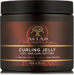 As i Am Naturally Curling Jelly Coil and Curl Definer 454 gr