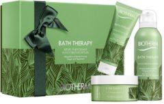 Biotherm Geschenksets Für Sie Bath Therapy Invigorating Ritual Set Large Invigorating Blend Body Hydrating Cream 200 ml + Invigorating Blend Body Clea