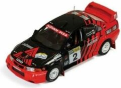 Mitsubishi Lancer Evo VI #2 Winner Rally of Canberra 1999 - 1:43 - IXO Models