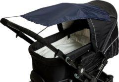 Altabebe Zonnedoek voor Kinderwagen en buggy - Donkerblauw