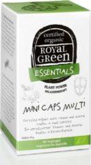 Groene Royal Green Royal groen Multi Mini Caps Capsules 90st