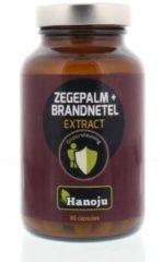 Hanoju Zegepalm & brandnetel extract 90 Capsules
