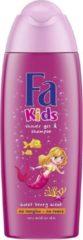 Fa Kids Mermaid Shower Gel & Shampoo shampoo and shower gel for children 250ml