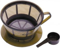 Bruine Koffielepel & Filter - KitchenCraft | Le'Xpress