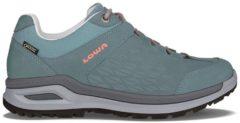 LOCARNO GTX® LO Ws All Terrain Classic Schuhe Lowa eisblau/mandarine