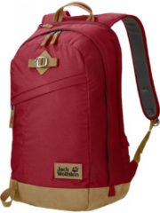 Jack Wolfskin Vintage Laptoprucksack Kings Cross Jack Wolfskin 2450 dark red