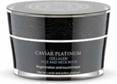 Natura Siberica Caviar Platinum Collagen Face And Neck Mask