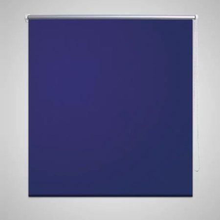 Afbeelding van VidaXL Wonen Rolgordijn - Verduisterend 160 x 175 cm marineblauw 240141