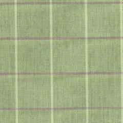 Agora Cottage Menta 8032 geruit groen, roze stof per meter, buitenstof, tuinkussens, palletkussens