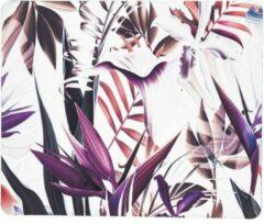 Moodadventures Muismat Jungle Flowers | Gebloemde Muismat | Muismat Bloemen