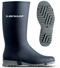 Dunlop Regenlaarzen K254711 - Maat 33 Kinderen - blauw