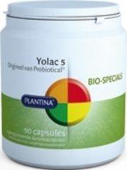 Plantina Yolac 5 Probiotica Capsules