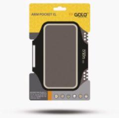 Zwarte Gato Sports GATO Arm pocket XL (telefoonhouder hardlopen)
