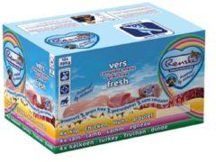 Renske Adult Multi Graanvrij - Hondenvoer - Kip Pompoen 12 x 395 g - Hondenvoer