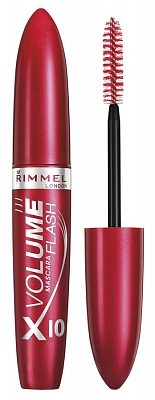 Afbeelding van Rimmel London Rimmel Volume Flash X10 Mascara : 001 - Black (Ex)