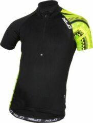 XLC Kids Shirt - Fietsshirt - Kinderen - Korte Mouw - Maat 140 - Zwart/Multicolour