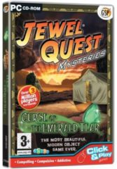 Avanquest Jewel Quest Mysteries: Curse of the Emerald Tear PC Engels video-game