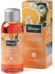 Kneipp Badolie Oranje lindebloesem 100 Milliliter