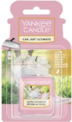 Roze Yankee Candle - Sunny Daydream Ultimate Car Jar ( snění za slunečného dne ) (U)
