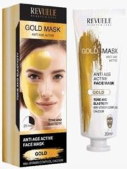 Revuele Gold Mask - Anti-Ageing Face Mask 80ml.